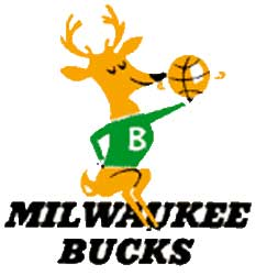 1968 – 1993 Bucks Logo