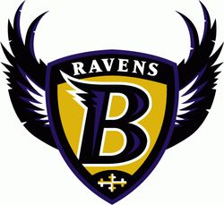 Baltimore Ravens 1996 Colors